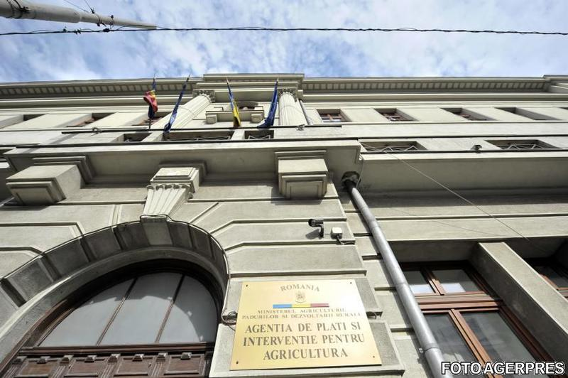 APIA a demarat luni plata avansului pe suprafață [sursa: agerpres.ro]